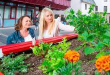 Una ciudad comestible en la que frutas y verduras son gratuítas
