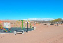Malargüe: Reconvirtieron una mina de uranio en un parque público