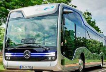 Primer autobús urbano sin conductor que reduce emisiones
