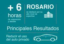 Rosario, Mendoza y Córdoba marcan agenda en políticas de movilidad sustentable
