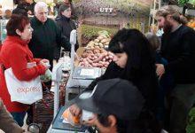 Familias agrícolas abrieron un almacén agroecológico