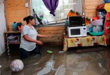 Más de 2200 evacuados en toda la provincia por las inundaciones