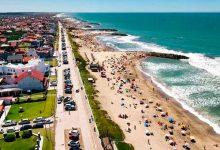 La Costa Atlántica pierde dos metros de playa por año