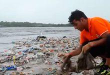 El 'Trashtag Challenge', un reto viral en redes sociales que busca eliminar la basura del medio ambiente