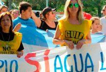 Se llevó a cabo una nueva marcha en repudio a la pastera UPM-Botnia
