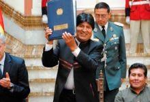 Bolivia prohíbe transgénicos en todo su territorio
