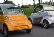 El auto eléctrico que se fabrica en Morón podrá circular por las calles